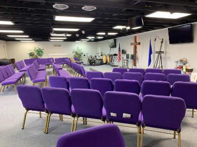 Joy Church Sanctuary